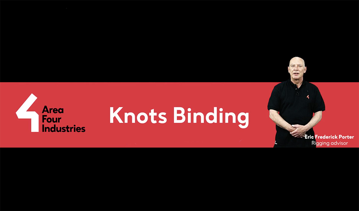 Knots Binding