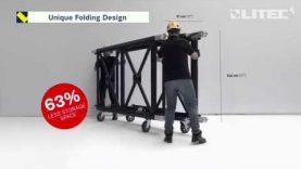 LITEC MyT Folding Steroid Truss