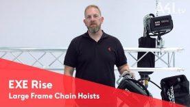 EXE TECHNOLOGY – Large frame Chain Hoists