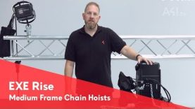 EXE TECHNOLOGY – Medium frame Chain Hoists