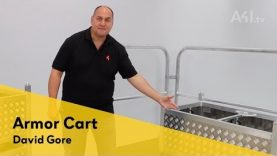 MILOS Armor Cart